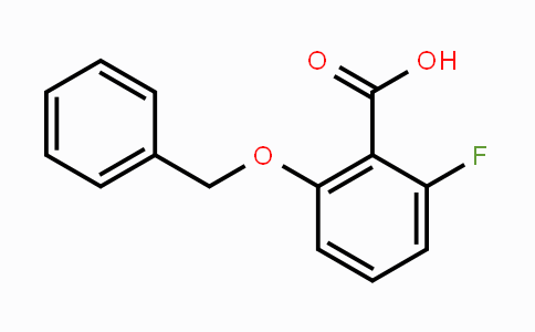 941608-36-2 | 2-Benzyloxy-6-fluorobenzoic acid