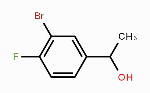 900175-01-1 | 1-(3-Bromo-4-fluorophenyl)ethanol
