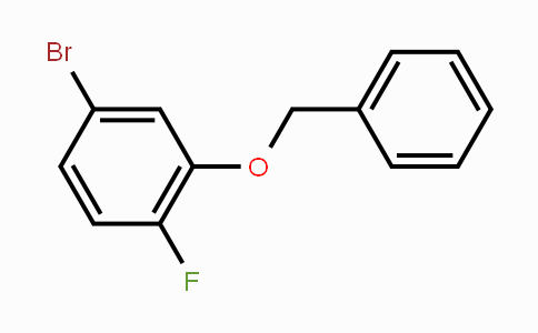 MC453439 | 1036724-54-5 | 4-Bromo-1-fluoro-2-(phenylmethoxy)benzene