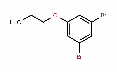 1579943-29-5 | 1,3-Bibromo-5-propoxybenzene