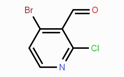 MC453462 | 128071-84-1 | 4-Bromo-2-chloropyridine-3-carboxaldehyde