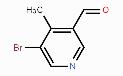 351457-86-8   5-Bromo-3-formyl-4-methylpyridine