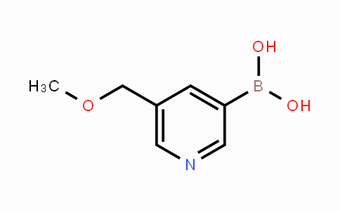MC453465 | 200204-95-1 | 5-(methoxymethyl)-3-pyridinyl boronic acid