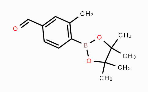 1073354-66-1 | 4-Formyl-2-methylphenylboronic acid pinacol ester