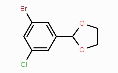 MC453473 | 230642-94-1 | 2-(3-Bromo-5-chlorophenyl)-1,3-dioxolane