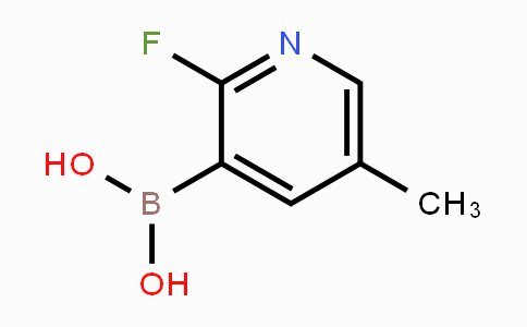 1072952-45-4 | 2-Fluoro-5-methylpyridine-3-boronic acid