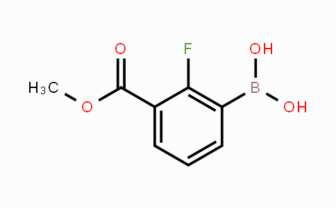 1315476-07-3 | 2-Fluoro-3-(methoxycarbonyl)phenylboronic acid