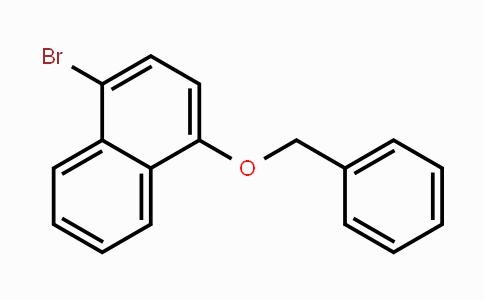 138865-41-5 | 1-Bromo-4-(phenylmethoxy)-naphthalene
