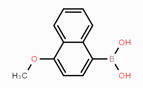 219834-95-4 | 4-Methoxynaphthalene-1-boronic acid