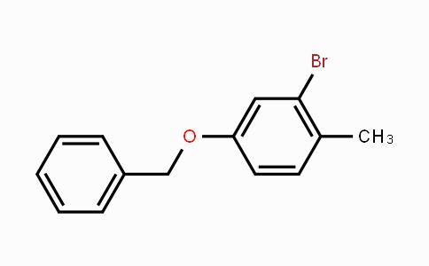MC453484 | 60710-40-9 | 2-Bromo-1-methyl-4-(phenylmethoxy)benzene