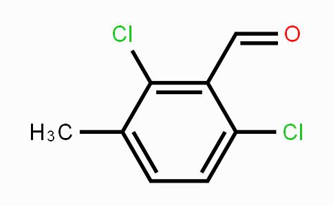 60611-23-6 | 2,6-Dichloro-3-methylbenzaldehyde