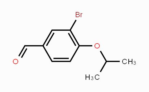 191602-84-3   3-Bromo-4-isopropoxybenzaldehyde