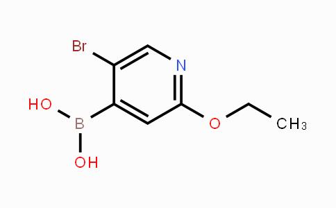 MC453502 | 612845-46-2 | 5-Bromo-2-ethoxypyridine-4-boronic acid