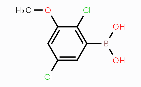 MC453505 | 919355-32-1 | 2,5-Dichloro-3-methoxyphenylboronic acid