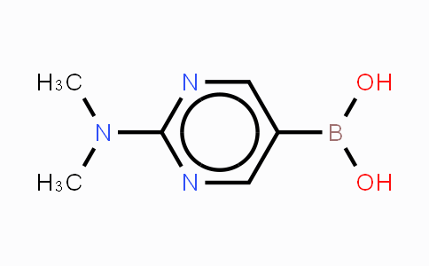 756817-82-0 | 2-Dimethylaminopyrimidinyl-5-boronic acid