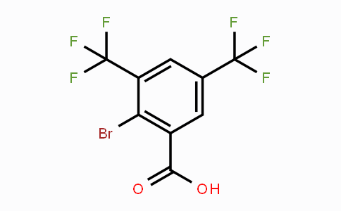 MC453510 | 505084-54-8 | 2-Bromo-3,5-bis(trifluoromethyl)benzoic acid