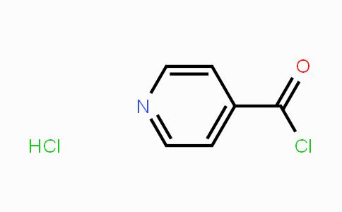 39178-35-3 | 4-Pyridinecarbonyl chloride hydrochloride