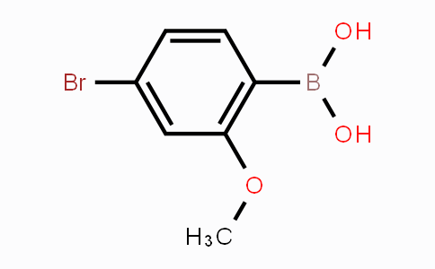 889849-21-2 | 4-Bromo-2-methoxyphenylboronic acid