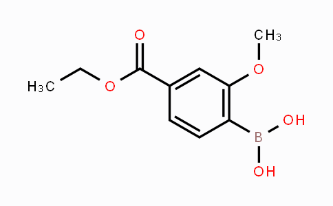 603122-86-7 | 4-Ethoxycarbonyl-2-methoxyphenylboronic acid