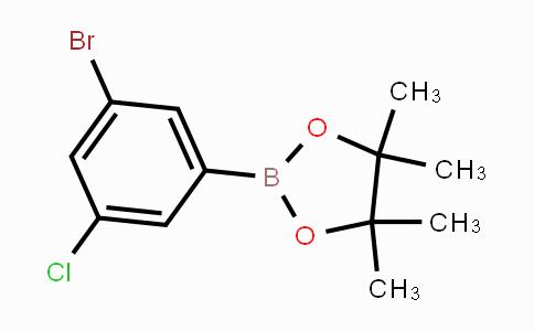 488850-91-5 | 3-Bromo-5-chlorophenylboronic acid pinacol ester