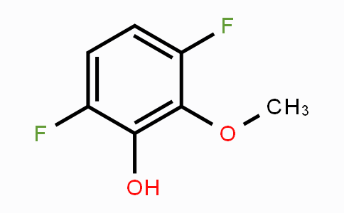 75626-22-1 | 3,6-Difluoro-2-methoxyphenol