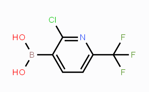 MC453552 | 205240-63-7 | 2-Chloro-6-trifluoromethylpyridine-3-boronic acid