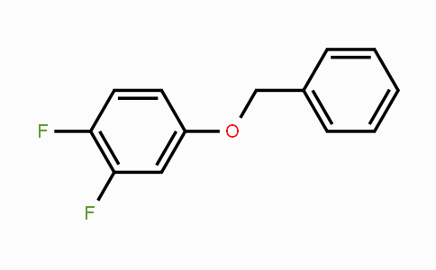 947279-22-3 | 1,2-Difluoro-4-(phenylmethoxy)benzene