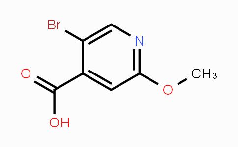 886365-22-6 | 5-Bromo-2-methoxy-isonicotinic acid