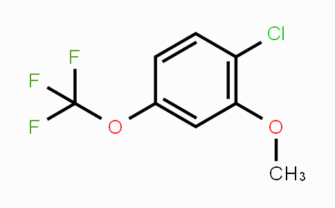 1260893-33-1 | 2-Chloro-5-(trifluoromethoxy)anisole