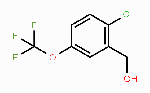 1261483-31-1 | (2-Chloro-5-trifluoromethoxy-phenyl)-methanol
