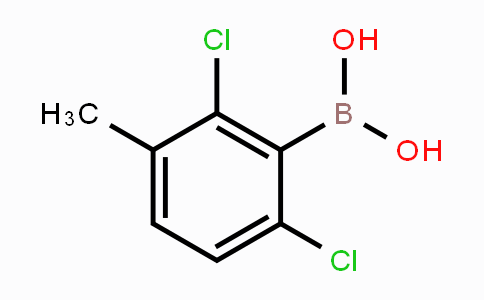 851756-54-2 | 2,6-Dichloro-3-methylphenylboronic acid