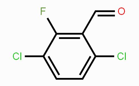 MC453590 | 916420-61-6 | 3,6-Dichloro-2-fluorobenzaldehyde