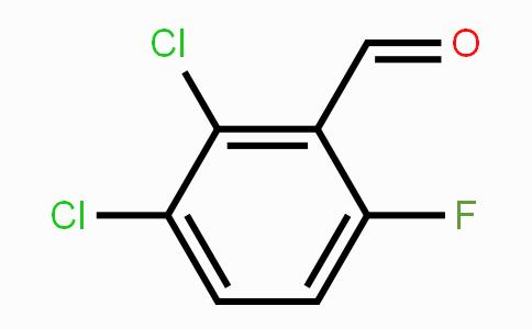 95399-95-4 | 2,3-Dichloro-6-fluorobenzaldehyde