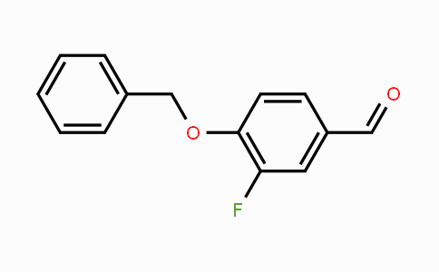 MC453607 | 175968-61-3 | 4-Benzyloxy-3-fluorobenzaldehyde
