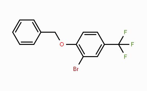 MC453625   200956-32-7   1-Benzyloxy-2-Bromo-4-trifluoromethylbenzene