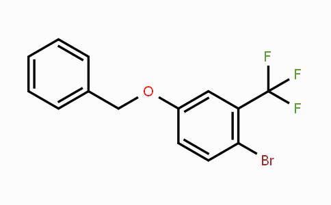 MC453626 | 678164-30-2 | 5-(Benzyloxy)-2-bromobenzotrifluoride