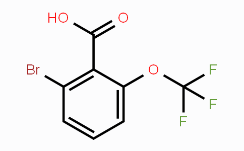 403646-46-8 | 2-Bromo-6-(trifluoromethoxy)benzoic acid