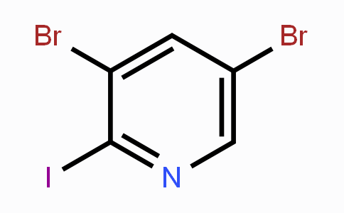 436799-34-7 | 3,5-Dibromo-2-iodopyridine