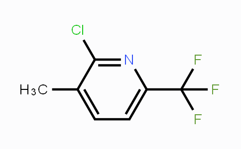 MC453631 | 945971-02-8 | 2-Chloro-3-methyl-6-(trifluoromethyl)-pyridine