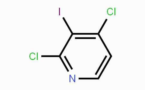 343781-36-2 | 2,4-Dichloro-3-iodopyridine