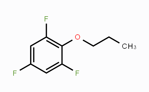 203511-24-4 | 2,4,6-Trifluoro-1-n-propoxybenzene