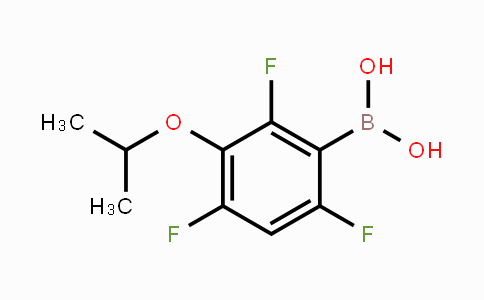MC453638 | 871125-73-4 | 3-Isopropoxy-2,4,6-trifluorophenylboronic acid