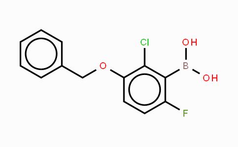 MC453643 | 957062-67-8 | 3-苄氧基-2-氯-6-氟苯硼酸