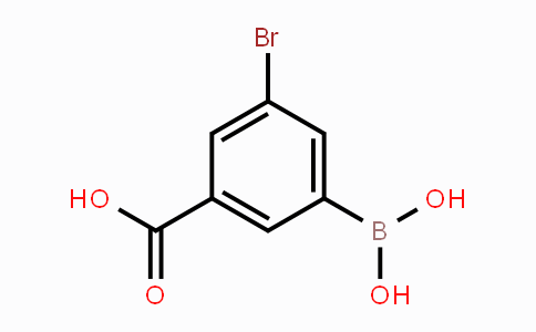 MC453656 | 913835-73-1 | 3-Bromo-5-carboxyphenylboronic acid
