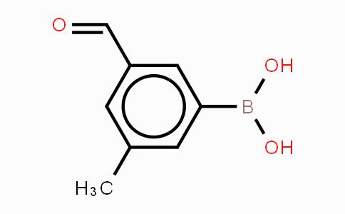 870777-33-6 | 3-Fornyl-5-methylphenylboronic acid