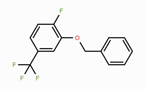 MC453675 | 847148-74-7 | 1-Fluoro-2-(phenylmethoxy)-4-(trifluoromethyl)benzene