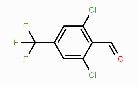 118754-52-2 | 2,6-Dichloro-4-trifluoromethylbenzaldehyde