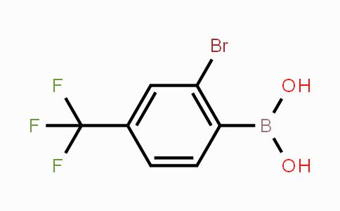 MC453712 | 959997-88-7 | 2-Bromo-4-(trifluoromethyl)phenylboronic acid