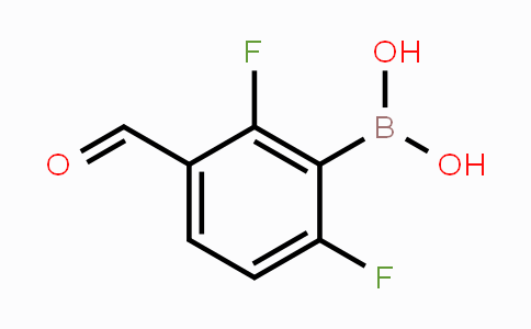 849062-09-5 | 2,6-Difluoro-3-formylphenylboronic acid