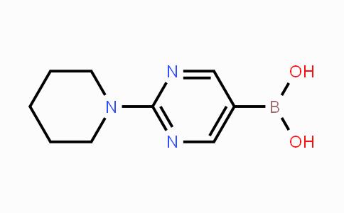 DY453738 | 1002128-86-0 | 2-(Piperidine-1-yl)pyrimidine-5-boronic acid